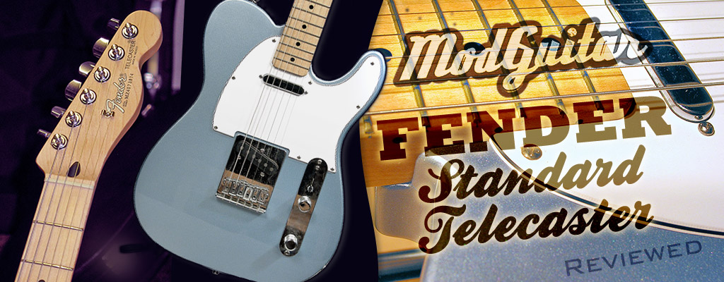 Fender Standards Telecaster Review