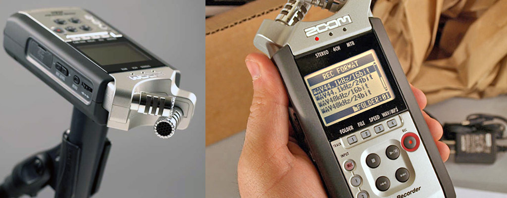 Zoom H4n Digital Recorder Review